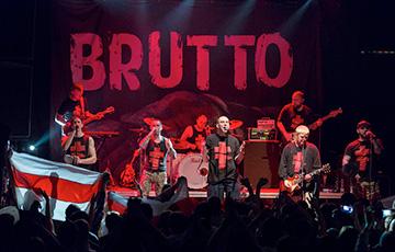 BRUTTO: Революция - единственная возможность жить по-настоящему