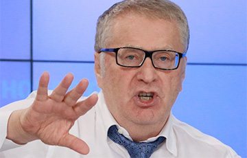 """People Are Sick Of You!"": Zhirinovsky Was Severe Upon Lukashenka"