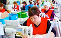 COVID-19 поразил швейную фабрику в Рогачеве