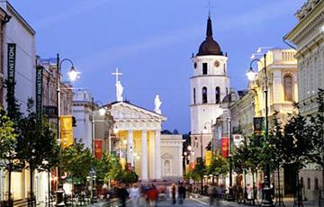 Белорусы на третьем месте по числу иностранцев в Литве