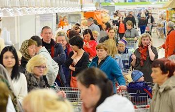 Жители Лиды сообщают о росте цен на товары в связи с деноминацией