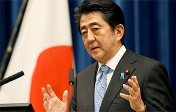 Правительство Синдзо Абэ в Японии ушло в отставку