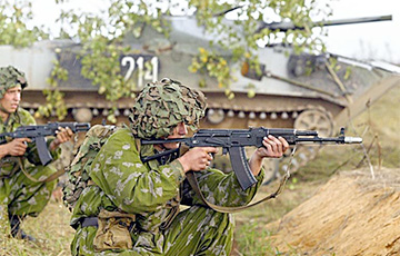 "Belarus And Russia Will Conduct ""Zapad 2017"" Exercises In Two Years"