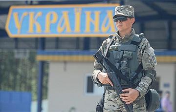 СБУ обвиняет белорусского пограничника в вербовке украинца