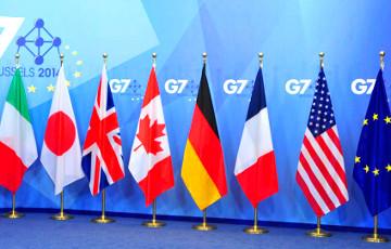 Послы G7 выступили за плавную передачу власти Зеленскому