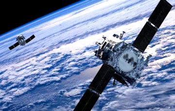 Жители Нидерландов засняли «поезд» из спутников Илона Маска