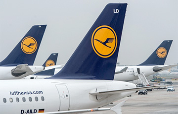 Lufthansa объявила о приостановке полетов в воздушном пространстве Беларуси0