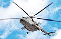 Литва меняет вертолеты МИ-8 на американские Black Hawk