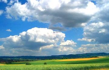 Завтра в Беларуси ожидается до 34 градусов тепла