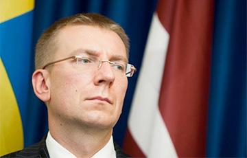 Латвия не признала легитимность Лукашенко