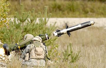 ЗША запускаюць вытворчасць ракетных комплексаў Javelin для Украіны