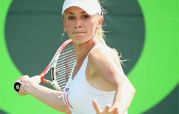 Вольга Гаварцова перамагла на турніры ў ЗША