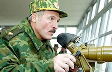 Лукашэнка: ворагі на заходніх рубяжах актывізаваліся
