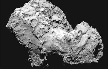 Ученые обнаружили на комете последний из шести необходимых для появления жизни элементов