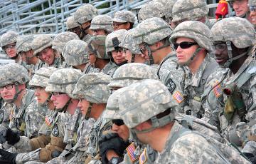 Как белорус служит в армии США