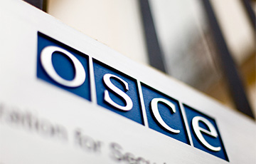 "OSCE Did Not Recognize ""Elections"" In Belarus"