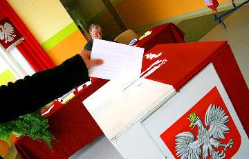 Выборы в Польше: правящая партия является лидером предвыборных рейтингов