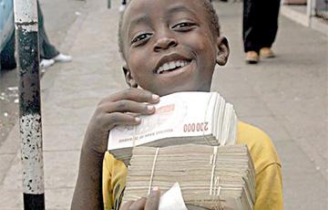 Беларусь догнала Зимбабве по числу деноминаций