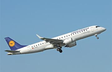 Lufthansa пагадзілася на ўмовы ЕЗ у пакеце дзяржаўнай дапамогі