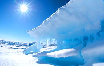 Ученые обнаружили неожиданные вещества в арктическом льду