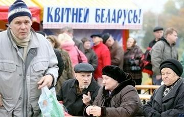 За рысай беднасці знаходзіцца больш за паўмільёна беларусаў