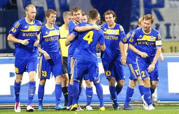 БАТЭ отправился в Казахстан на матч плей-офф Лиги Европы