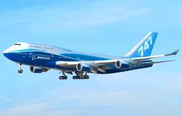 Власти США разрешили пассажирским Boeing использовать складное крыло