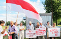 Picket in Biaroza: We are not Russia