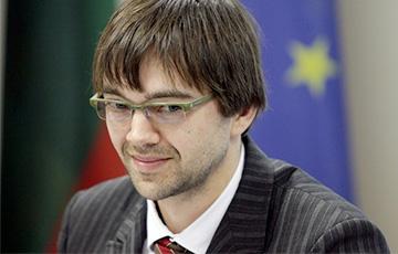 Витис Юрконис: Белорусы в силе выбрать свой путь и не быть заложниками одного человека