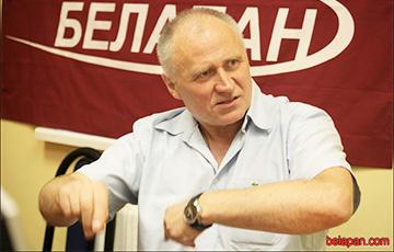 Статкевич обвинил ЕС в предательстве