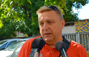 Бывший политзаключенный Николай Автухович стал подозреваемым по «делу о терроризме»