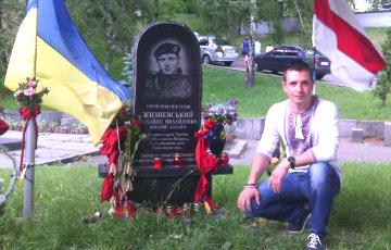 В бою под Старогнатовкой погиб командир пулеметного взвода 41-го отдельного мотопехотного батальона капитан Вячеслав Барановский - Цензор.НЕТ 6372