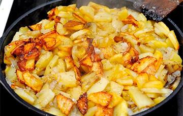 Ученые рассказали, сколько жареной картошки должно быть в здоровой порции