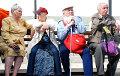 Расейцаў, якія працуюць на пенсіі пазбавяць сацыяльных пенсій