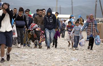 Иракских мигрантов из Беларуси ловят возле Берлина