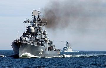 СМІ: Вайскова-марскі флот Расеі апусціўся да ўзроўню Паўднёвай Карэі