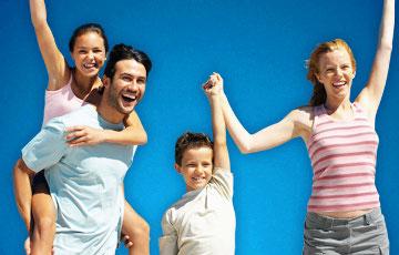 Названы лучшие страны для семейного отдыха