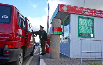 Belarusian Border Guards Will Capture Conscripts At Border