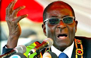 Диктатор Мугабе опроверг слухи о плохом здоровье