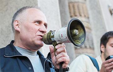 Марина Адамович: Николая Статкевича задержали на глазах у «Евроньюс»