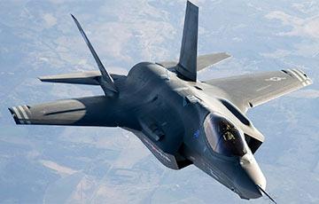 США разместят в странах Балтии новейшие истребители F-35