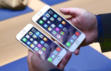 Старые iPhone внезапно обновились