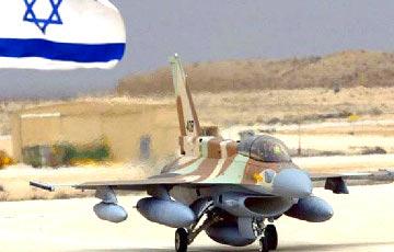 Израиль начал удары по сектору Газа в ответ на массовый ракетный обстрел
