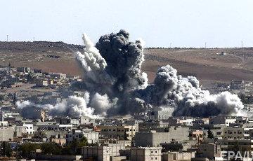 Армия Асада сбросила на северо-западе Сирии запрещенные фосфорные бомбы