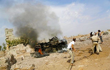 Очевидцы об ударах российской авиации в Сирии: Бомбили мирных жителей