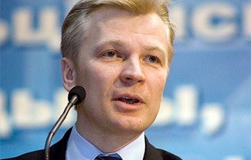 Vital Rymasheuski: Security Officials Did Enough To Get Sanctions