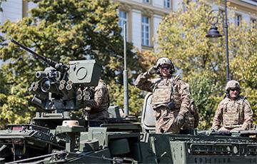 Томас Балкус: Литва обеспечила размещение у себя батальона США с «Абрамсами»