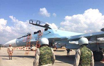 Российские летчики торгуют в Сирии контрабандной едой и алкоголем