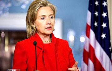 В речи Хиллари Клинтон услышали слова из рэп-песен