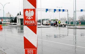 белорусско-польская граница: